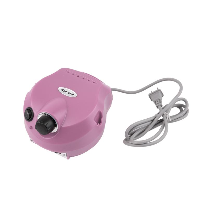 electric nail polisher machine