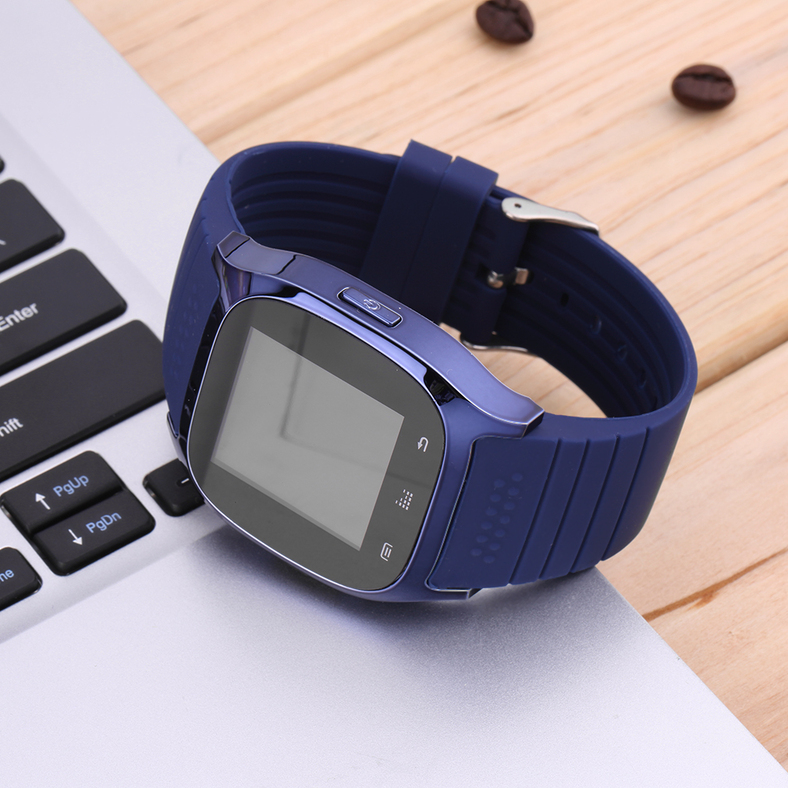 M26 Bluetooth Smart Wrist Watch Sync Phone Mate For IOS ...