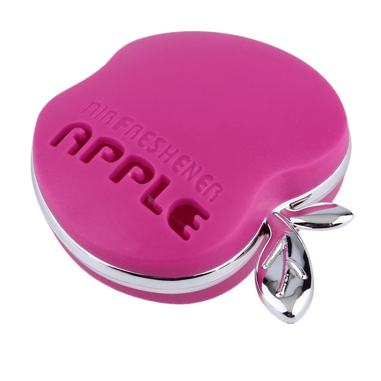 auto car air freshener outlet perfume scent interior decoration apple shape ebay. Black Bedroom Furniture Sets. Home Design Ideas