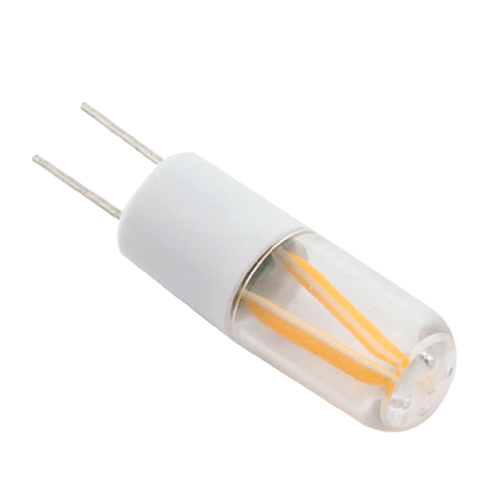 1 5w g4 cob filament led light bulb lamp warm pure white. Black Bedroom Furniture Sets. Home Design Ideas