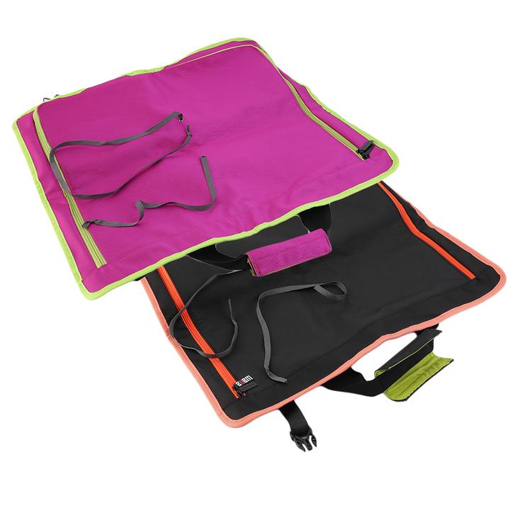 Yoga Mat Bag Multifunctional Upscale Folding Portable