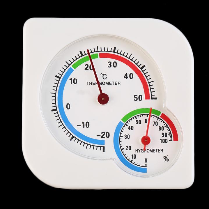 nursery baby house room mini thermometer wet hygrometer. Black Bedroom Furniture Sets. Home Design Ideas