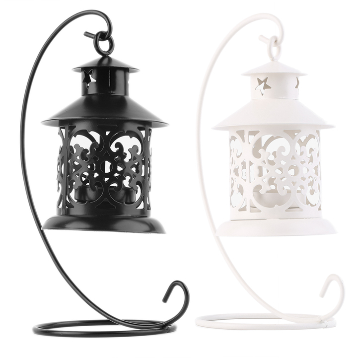Iron candlestick candleholder candle stand tea light wedding home decor mc ebay Home decor candlesticks