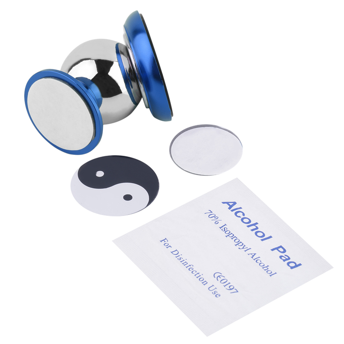 Magnetic car cell phone gps holder with 360 rotating 7