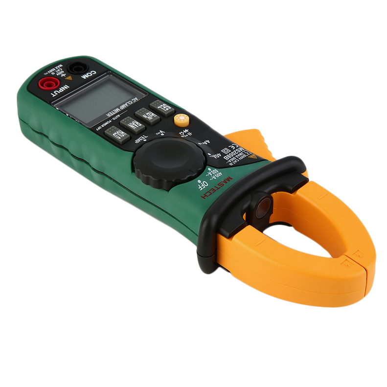 Electrical Clamp Meter : Ac dc digital multimeter electric tester current clamp