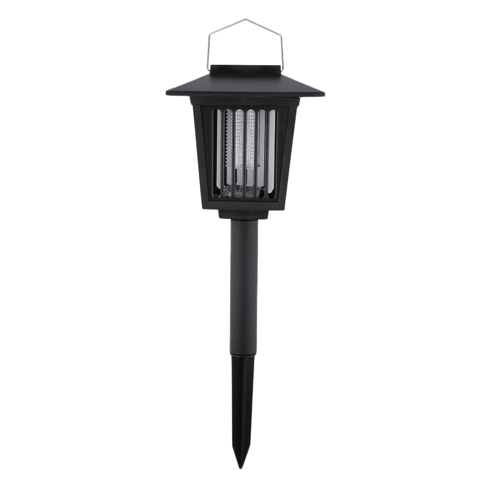 Solar Powered Insecticidal Lamp 3led Light Insect Pest Bug