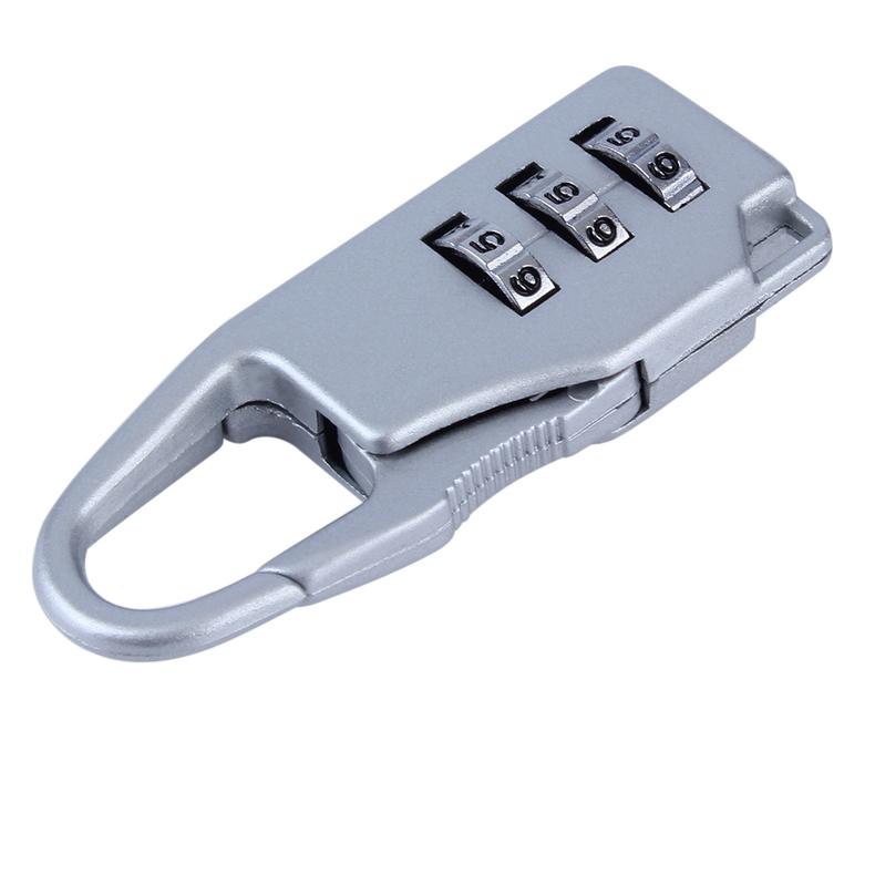 how to change luggage lock code