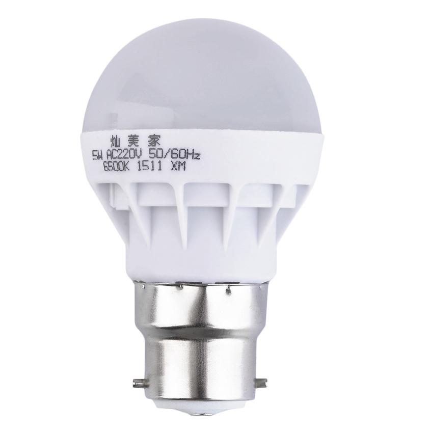 new 3w 5w e14 e27 b22 led globe bulbs bright white spot. Black Bedroom Furniture Sets. Home Design Ideas