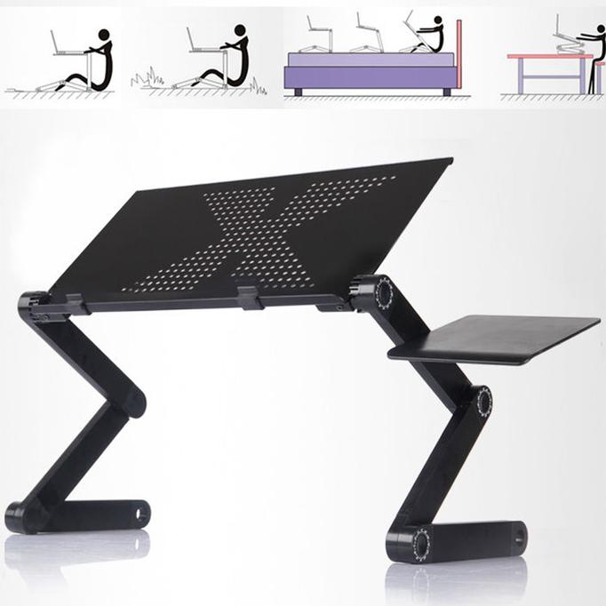 ergonomisch notebook laptoptisch notebooktisch laptop st nder tisch up. Black Bedroom Furniture Sets. Home Design Ideas