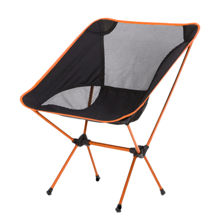 Mini Portable Folding Outdoor Camping Fishing Picnic BBQ Beach Chair Seat F7T