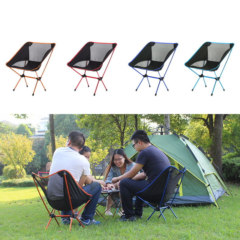 mini portable folding outdoor camping fishing picnic bbq beach chair seat f7t ebay. Black Bedroom Furniture Sets. Home Design Ideas