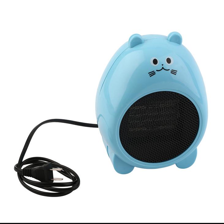 compact mini portable cartoon durable 500 w silencieux chauffage lectrique chaud cadeau f7 ebay. Black Bedroom Furniture Sets. Home Design Ideas