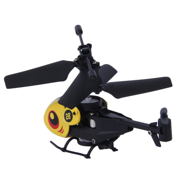 1 pc Cool New Mini Helicopter with Remote Control RC Micro ...