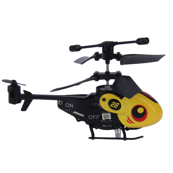 1 Pc Cool New Mini Helicopter With Remote
