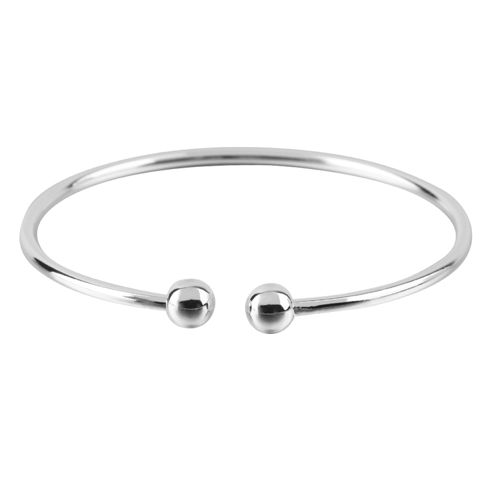 Women Girl Silver Plated Alloy Bangle Bracelet Open Cuff. Bangles. 8mm Pearl Stud Earrings. Galaxy S5 Watches. Glow In Dark Bracelet