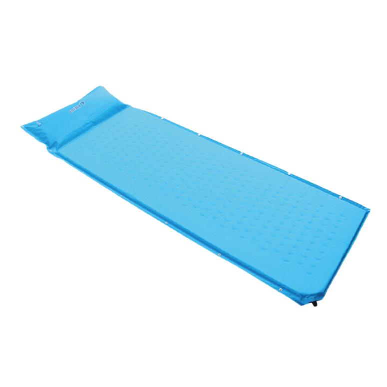 bed roll pillow self inflate cing mat pillow