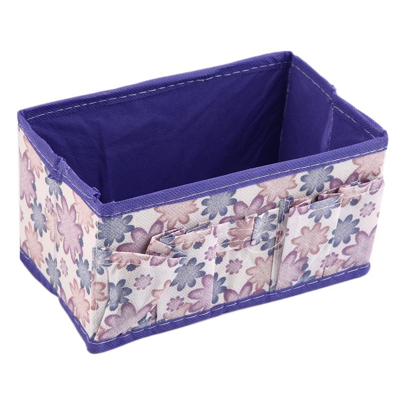 Folding Multifunction Makeup Cosmetic Storage Box