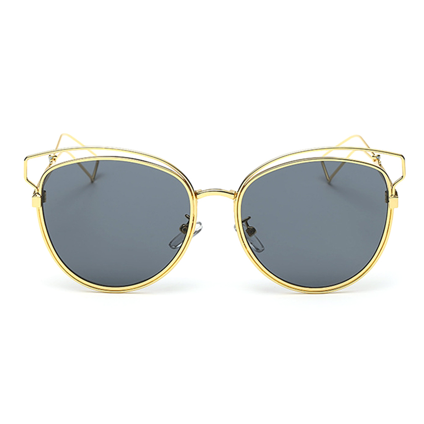 Eyewear Women Retro Vintage Shades Fashion Frame Cat Eye Sunglasses NEW SY