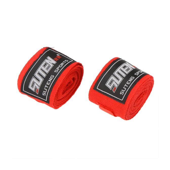 Boxing Hand Wraps Muay Thai Boxing 2.5M*5CM Boxing Bandages Cotton Bandage I5
