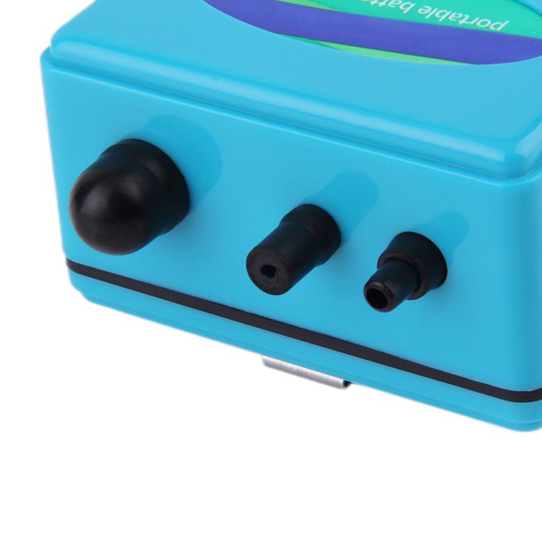 Waterproof Portable Dry Battery Operated Fish Aquarium Air