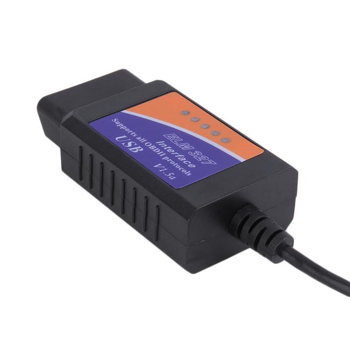 Usb cable obd2 elm327 car diagnostics scanner software for Bent creek motors inventory