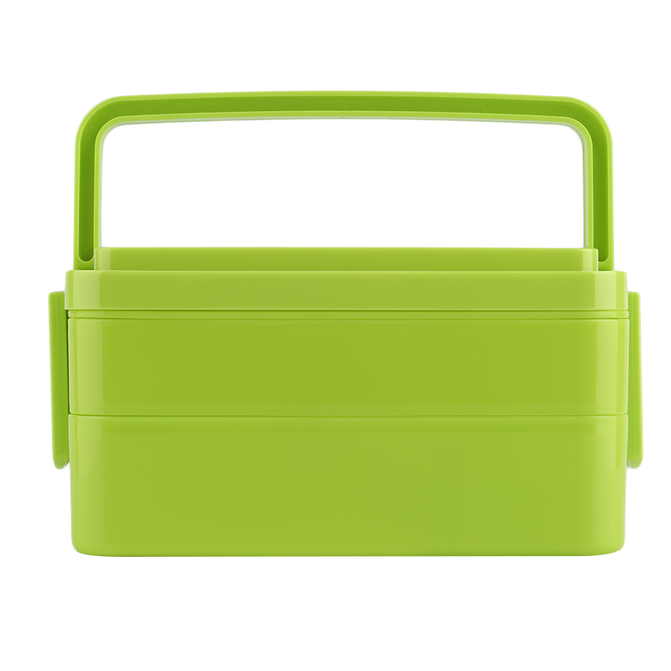 plastic kids picnic bento lunch box lock food container storage bpa free im ebay. Black Bedroom Furniture Sets. Home Design Ideas