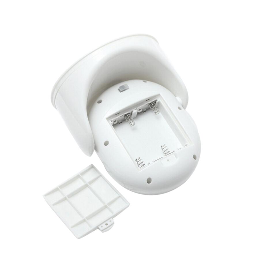 motion activated cordless sensor led light indoor outdoor. Black Bedroom Furniture Sets. Home Design Ideas
