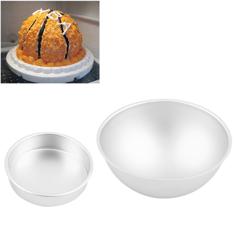how to cook a ball shaped cake
