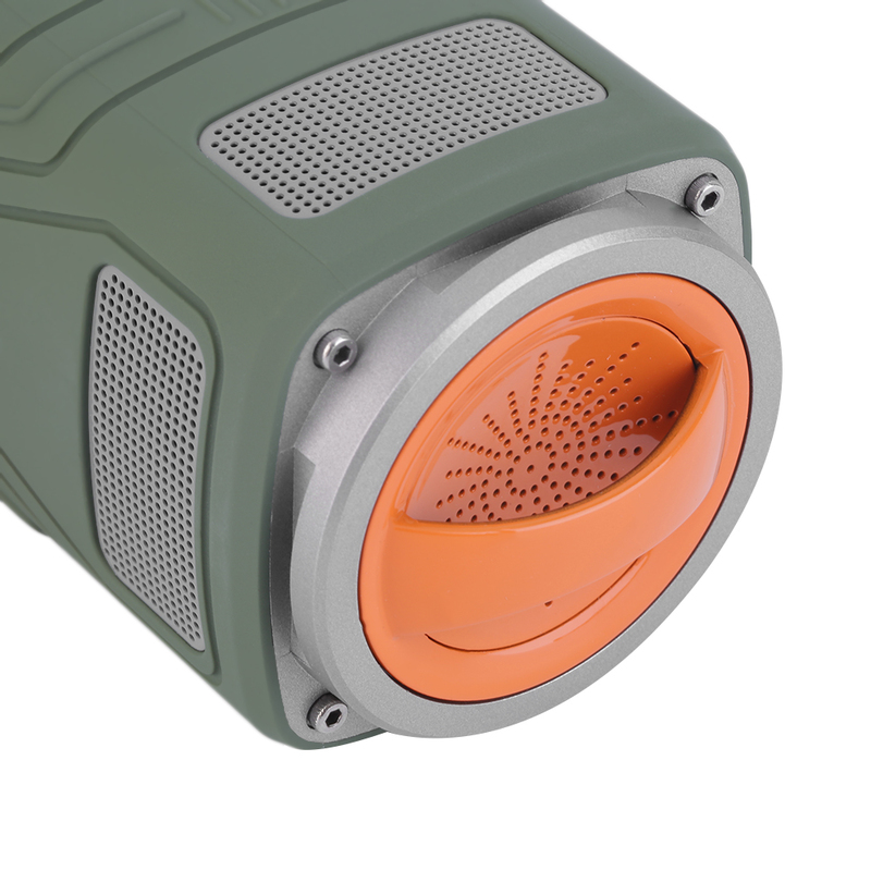 High Quality Mini Wireless Bluetooth Speaker Outdoor Sports Military Speaker CL