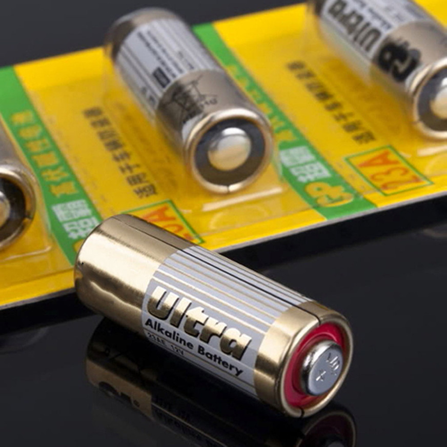 5x batterie gp 23ae a23 23a alkaline 12v e23a v23a v23px v23ga l1028 mn21 cy ebay - Pile 23a 12v ...