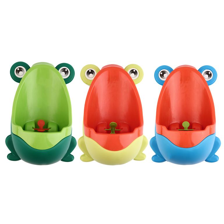 青蛙宝宝如厕训练孩子男孩小孩如厕小便尿家浴室ul罗