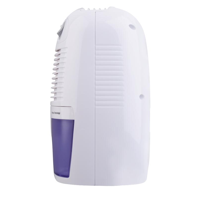 Mini small air dehumidifier perfect for home bedroom kitchen bathroom car 500 ml ebay for Small dehumidifier for bedroom