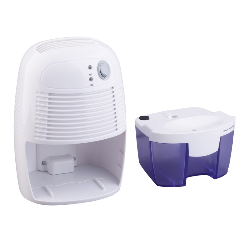 Mini small air dehumidifier perfect for home bedroom for Bathroom dehumidifier