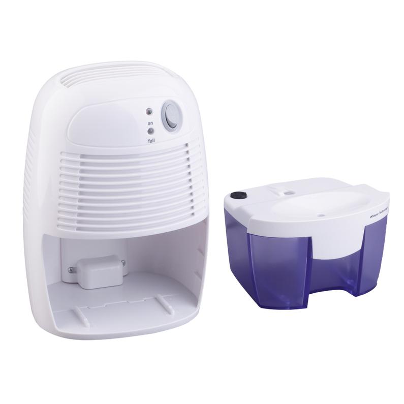 mini small air dehumidifier perfect for home bedroom kitchen bathroom