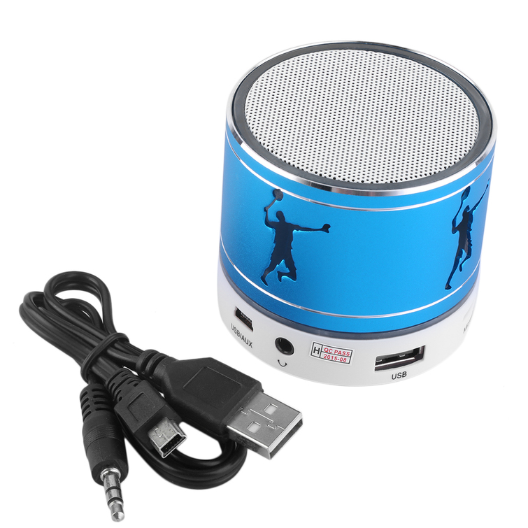 S810 Bluetooth Wireless Speaker Mini Portable For Cell Phone Laptop Tablet PC OE