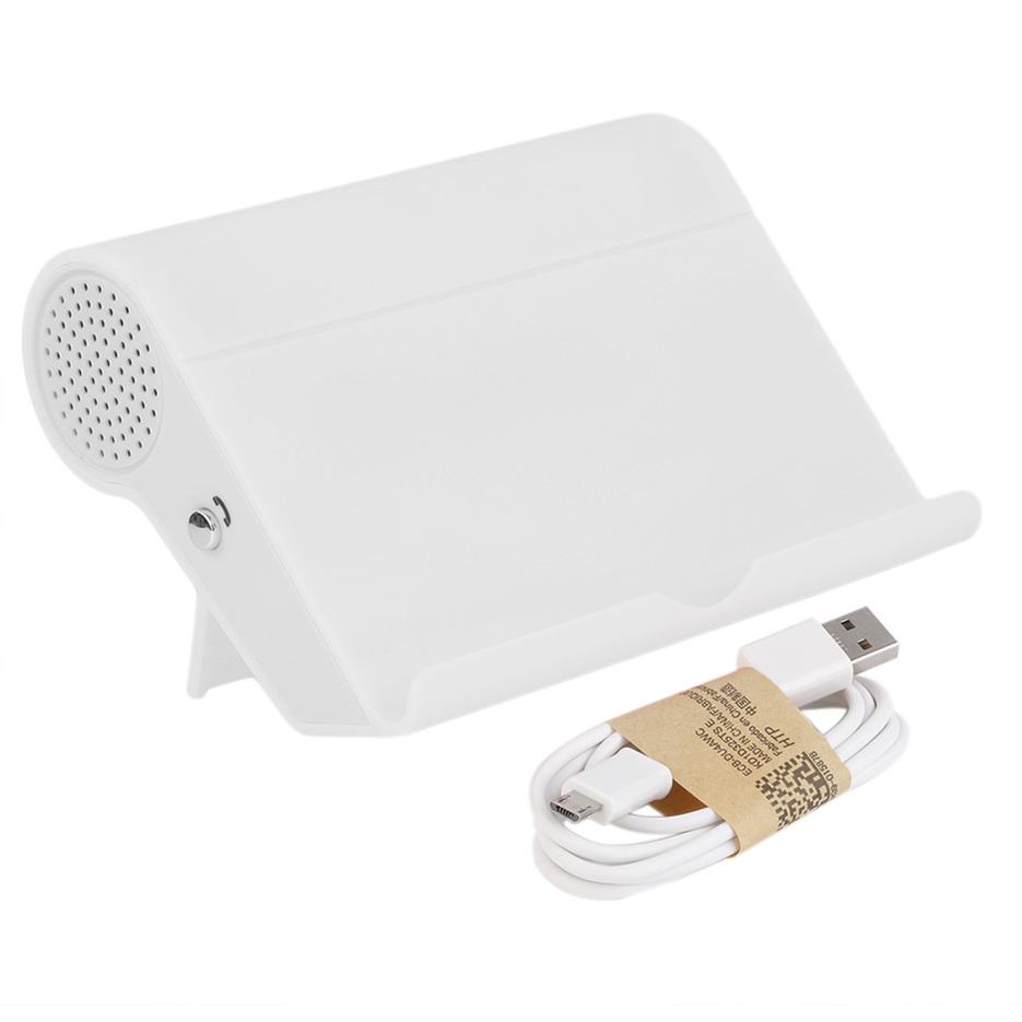 MINI Unique Speaker Bluetooth Digital Wireless Portable Speaker With Stand OE
