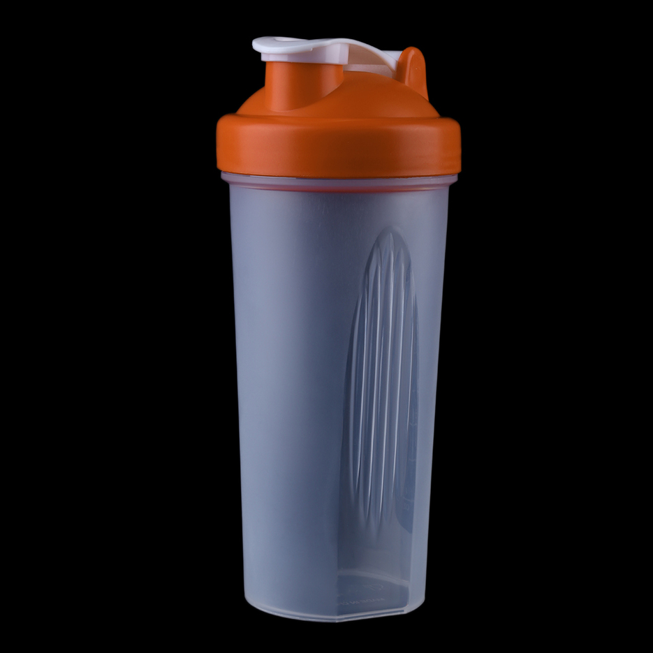 Water Bottle For Office: New Portable Office Outdoor Travel Frosted Water Drink