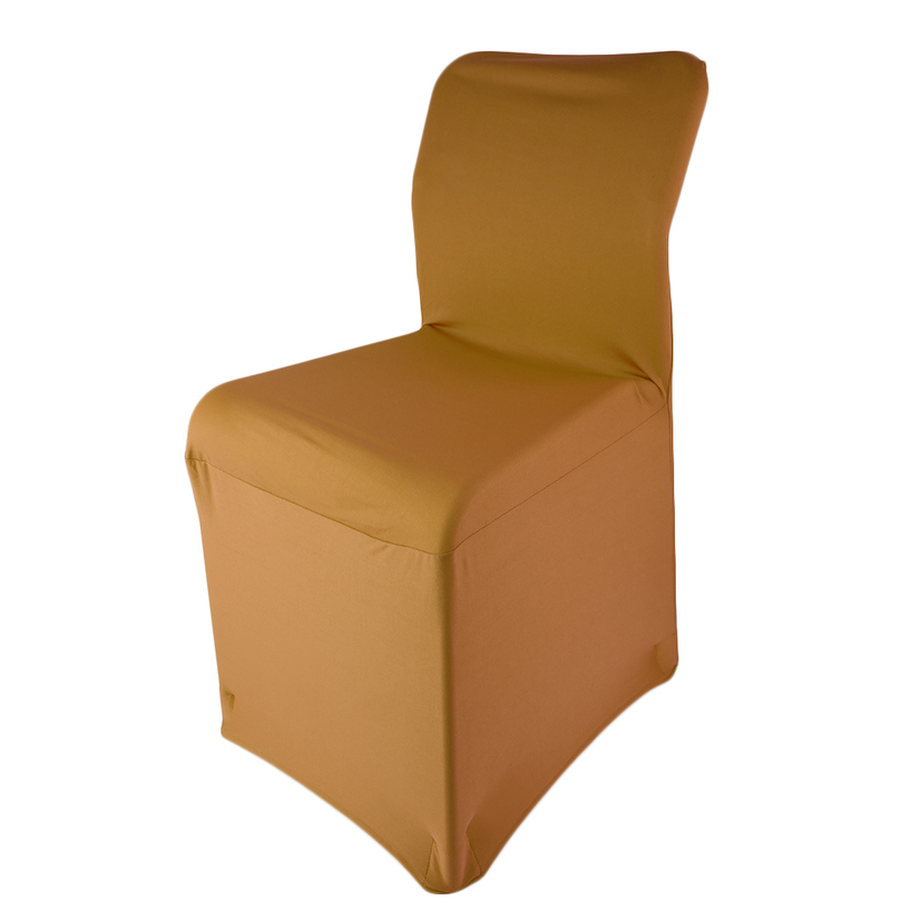 strech polyester spandex chair covers for wedding party banquet oe