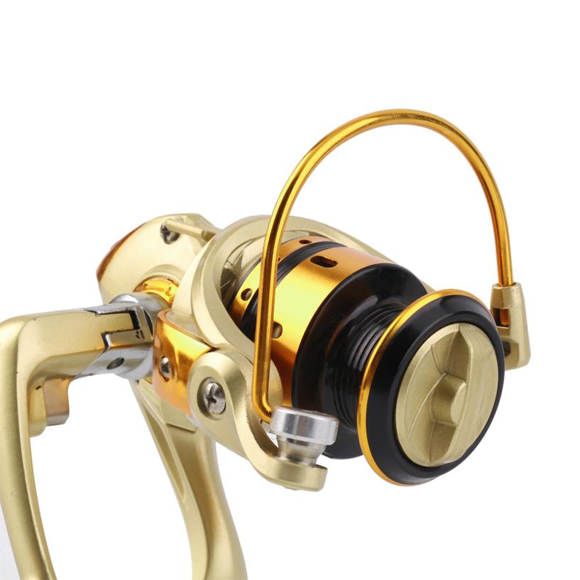 10 ball bearing db1000 7000 metal drag spinning carp reel for Carp fishing reels