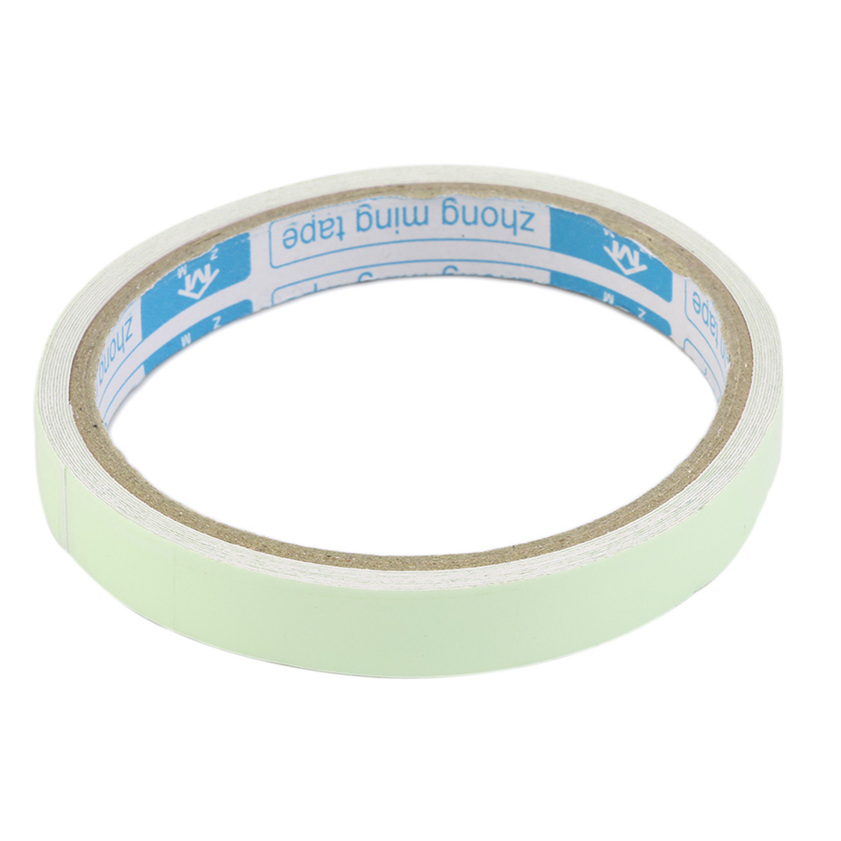 3M Luminous Tape Self-adhesive Glow In The Dark Safety Stage Home Decorations OE