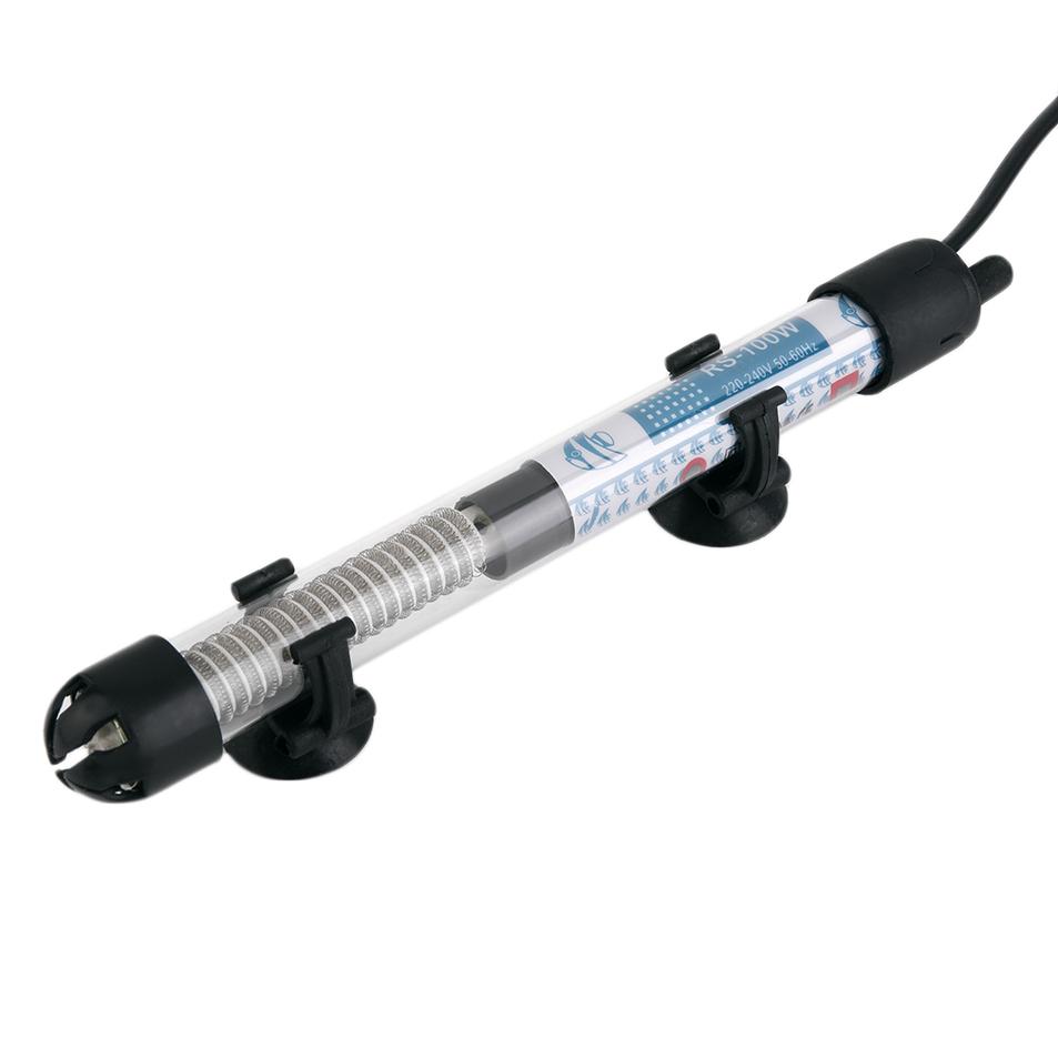 Fish aquarium heater - 200w 300w Aquarium Mini Submersible Fish Tank Adjustable