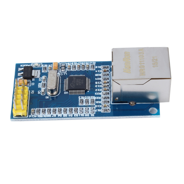 w5500 ethernet network modules tcp/ip 51/stm32 spi interface for