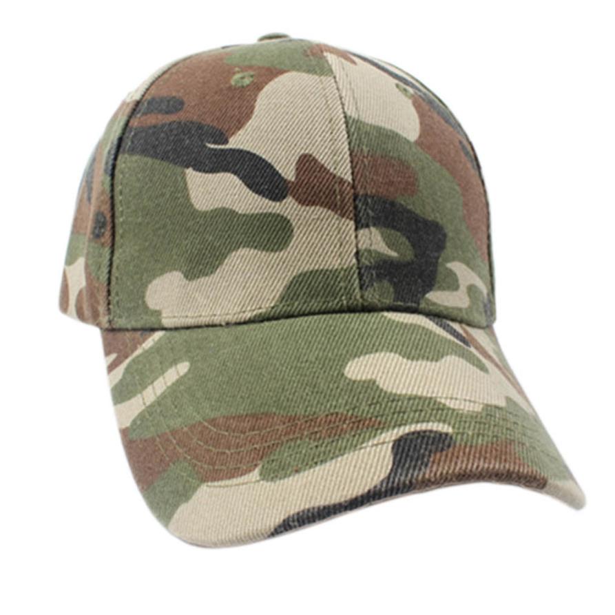 New adjustable military hunting fishing hat army baseball for Fishing baseball caps