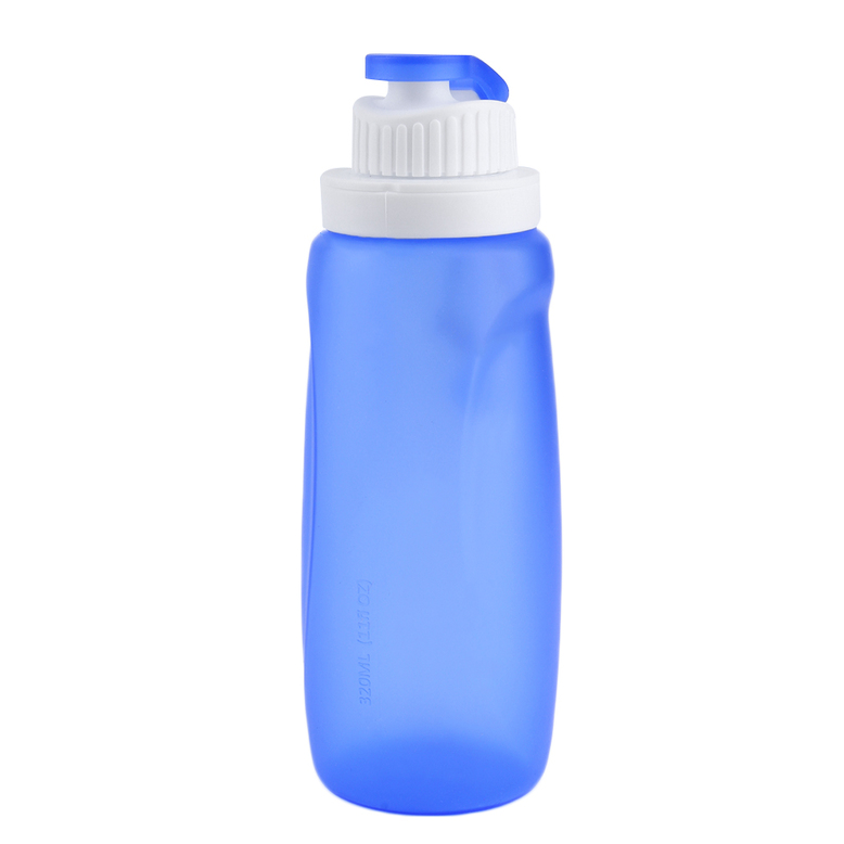 Water Bottle Storage: Travel Bottles Silicone Collapsible Drinking Water Storage
