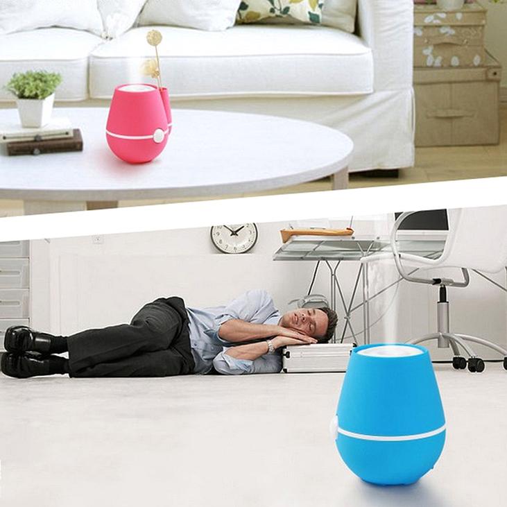 Home office summer vase humidifier air diffuser purifier - Humidificadores para casa ...
