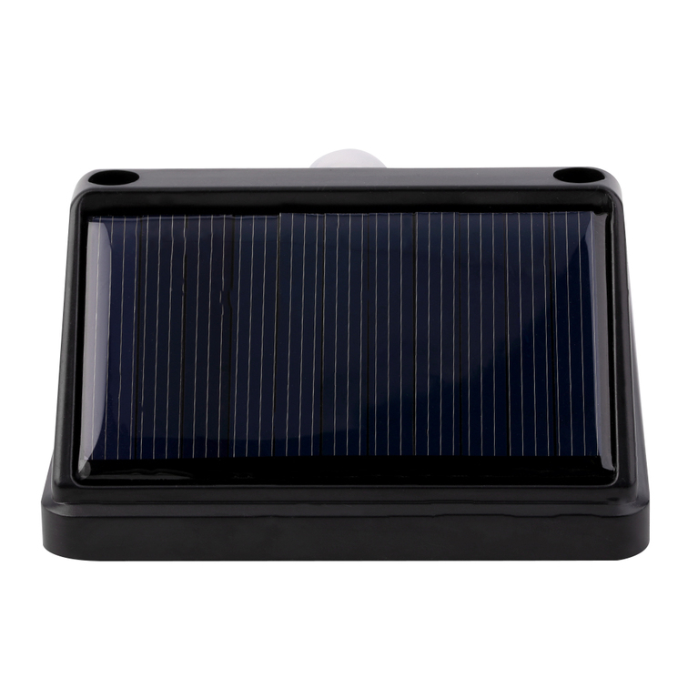 Solar Wall Lamps Outdoor : Outdoor Solar Powered 4-LED PIR Motion Sensor Wall Lighting Garden Lamps Deco #B eBay