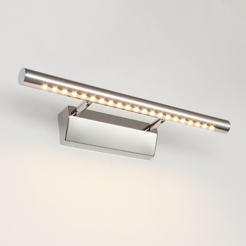 Waterproof 7w led mirror picture wall light 5050 bathroom for Mirror lights