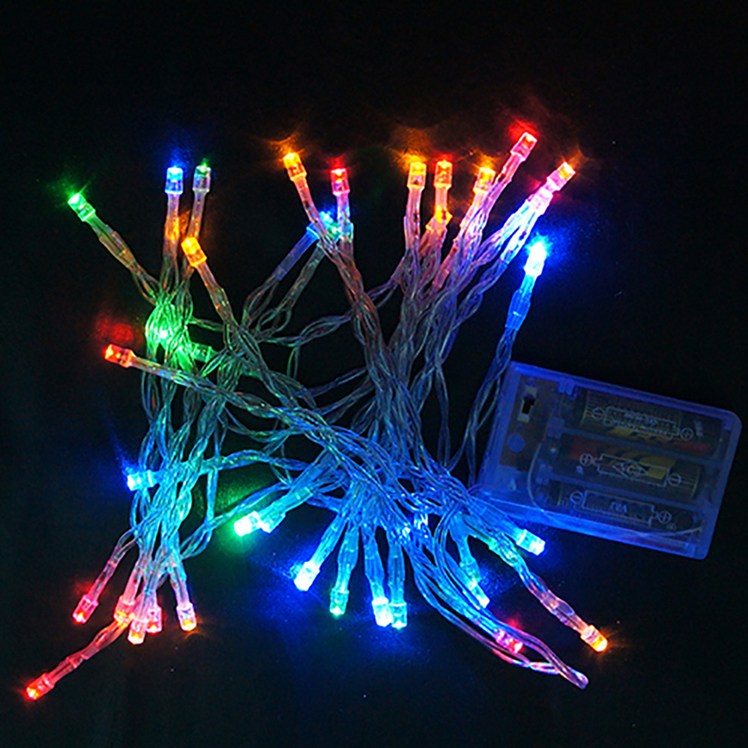 Cotton Ball String Lights Battery : Cotton Ball Fairy Led String Lights Wedding Party Christmas Battery Powered Q3 eBay