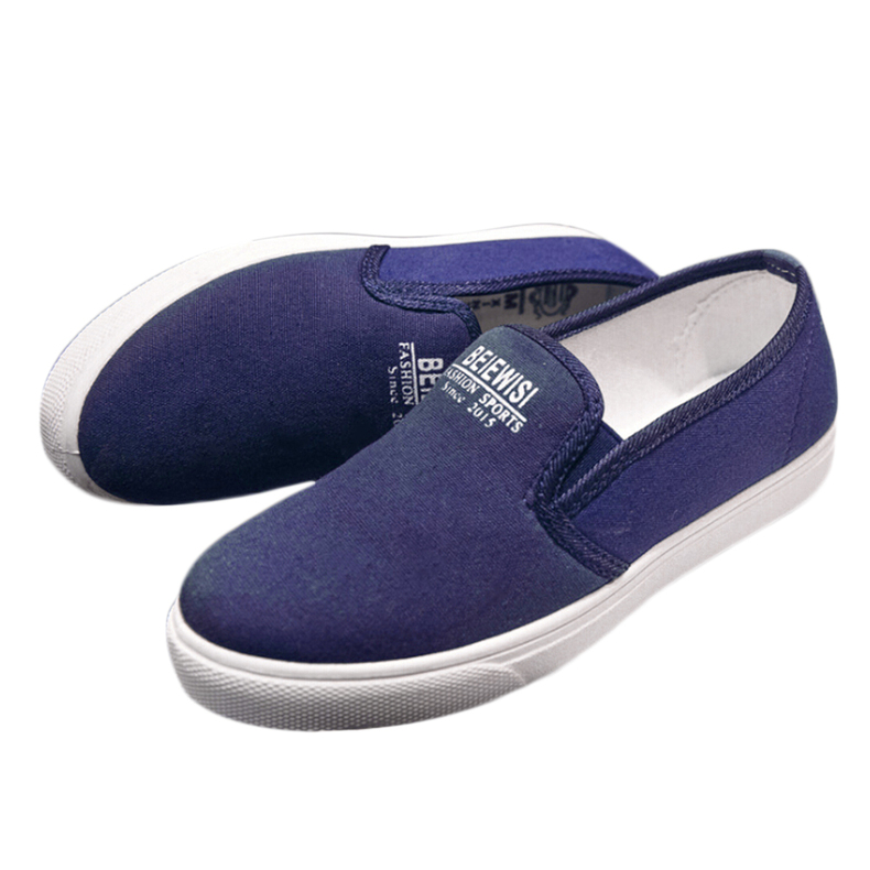 new simple canvas casual shoes sneakers flats