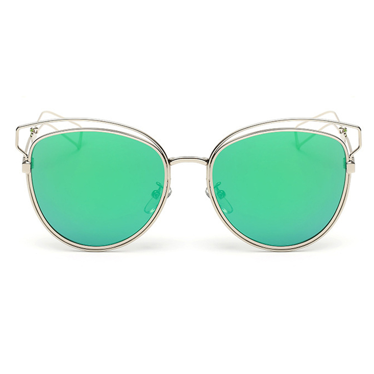 Eyewear Women Retro Vintage Shades Fashion Frame Cat Eye Sunglasses NEW KG